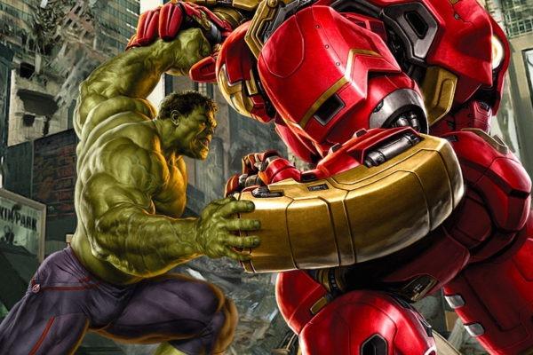 怒るとアベンジャーズ最強キャラに変身、Hulk(ハルク)