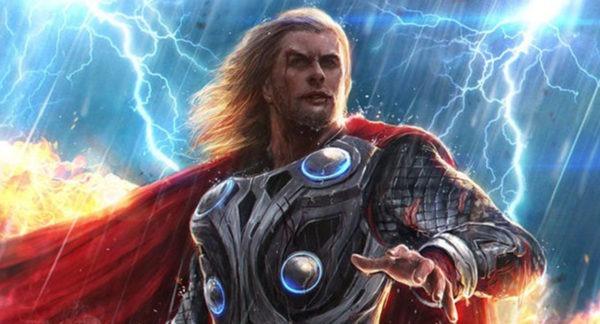 雷の神、覚醒したらかなり怖いMighty Thor(マイティ・ソー)