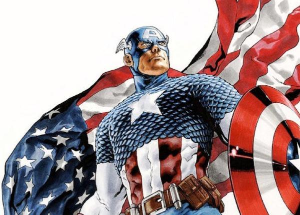 実は100歳、ファーストアベンジャー、キャプテン・アメリカ