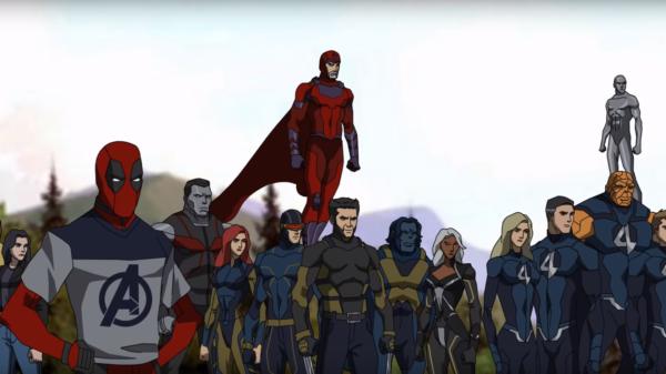 ファンメイドのアベンジャーズ4予告はテンションがアガる。X-Menやファンタスティック4など、マーベル大集合。