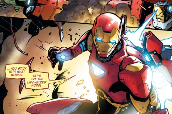 アイアンマンはものすごく「showoff」。「showoff」や「show off」ってどういう意味? マーベルコミックス・アイアンマンで英語を学ぶ
