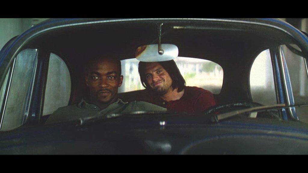 ファルコンとウィンターソルジャーはそれぞれアンソニー・マッキー、セバスチャン・スタンが演じており、ご存知の通りお二人は、アベンジャーズ:インフィニティー