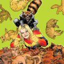 アベンジャーズ4でキャプテンマーベル猫とロケットの絡みが楽しみ
